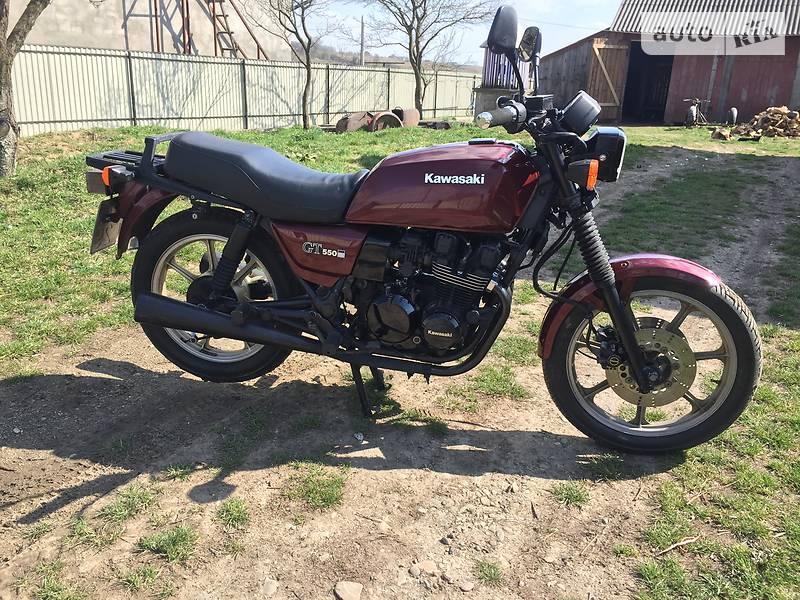 Kawasaki GT
