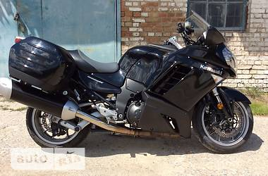 Kawasaki GTR  2009