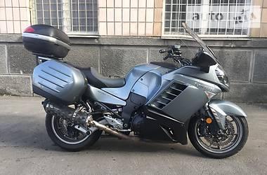 Kawasaki GTR  2008