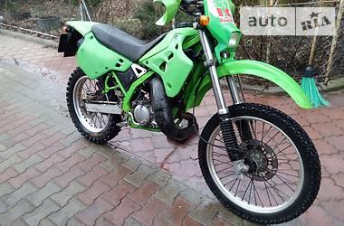 Kawasaki KDX 125 SR 2001