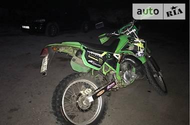 Kawasaki KDX 125 2000