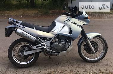 Kawasaki KLE 400 2000