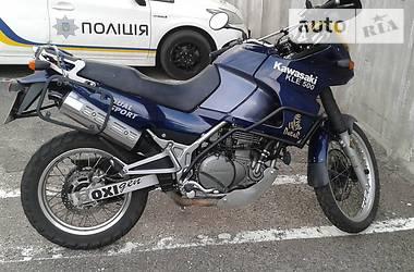 Kawasaki KLE 500 A11 2001