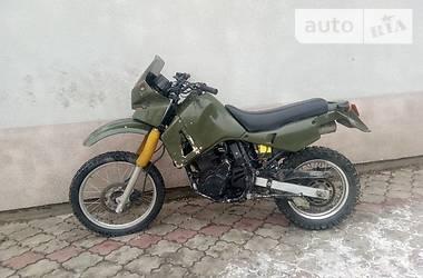 Kawasaki KLR  2004