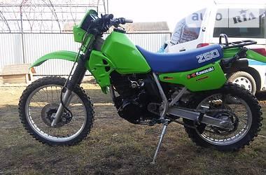 Kawasaki KLR  1992