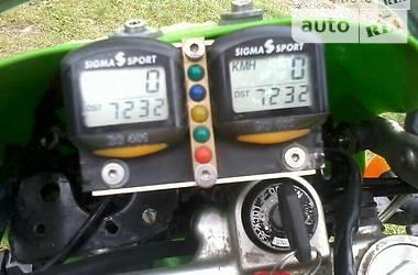 Kawasaki KLR 650 2002