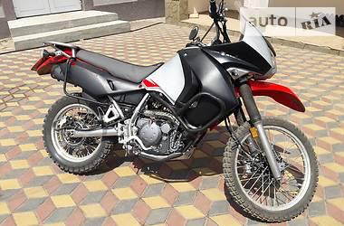 Kawasaki KLR endura650 2008