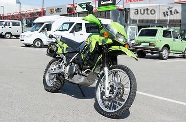 Kawasaki KLR  2002