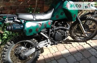 Kawasaki KLX 650 1988