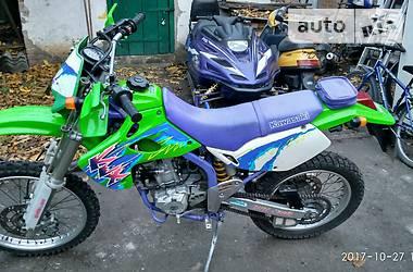 Kawasaki KLX R 1993