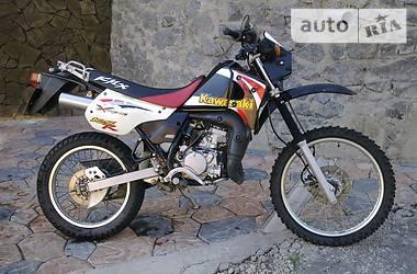 Kawasaki KMX 125 2001