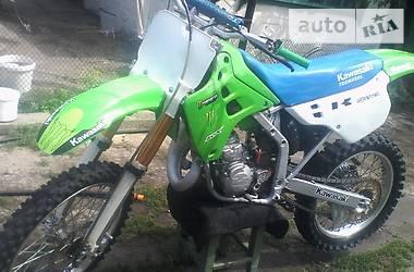 Kawasaki KX  1991