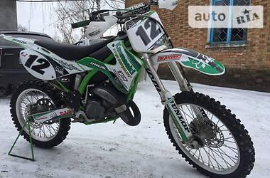 Kawasaki KX  2002