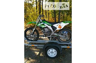 Kawasaki KX 450 2008