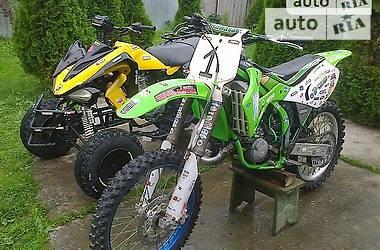 Kawasaki KX 125 2003