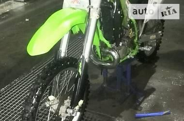Kawasaki KX 250 1991