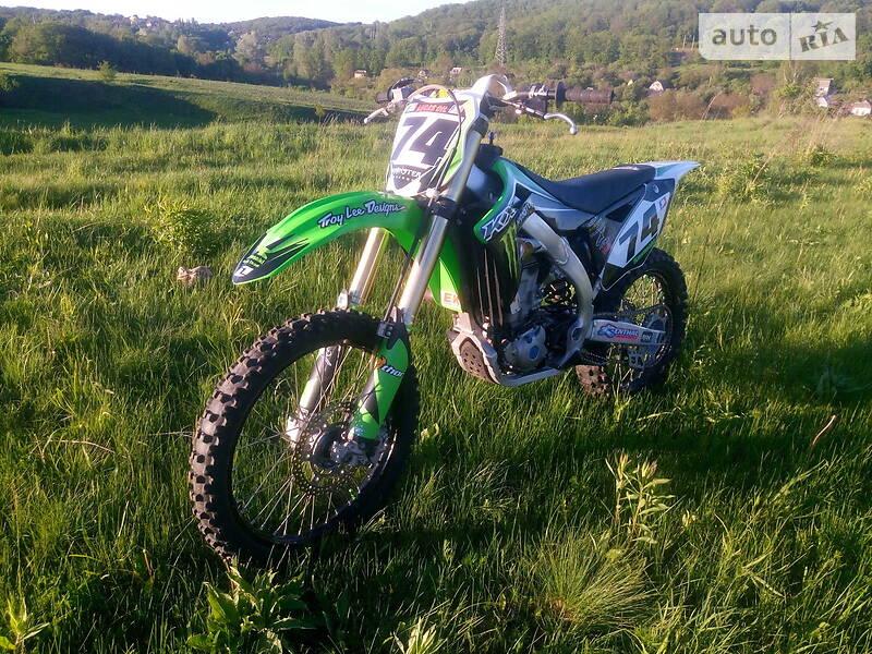 Kawasaki KXF 450 Racing