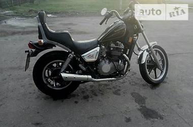 Kawasaki LTD 454 1989