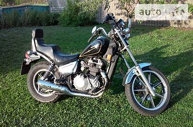 Kawasaki LTD vulcan 450 1989