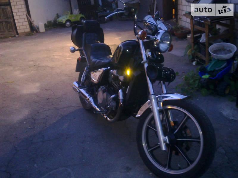 Kawasaki LTD