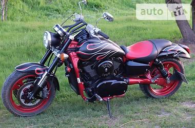 Kawasaki Mean Streak Special Edition 2007