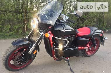Kawasaki Mean Streak 1600 2010