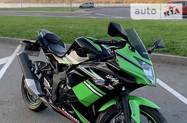 Kawasaki Ninja 250 sl ABS KRT edition  2016