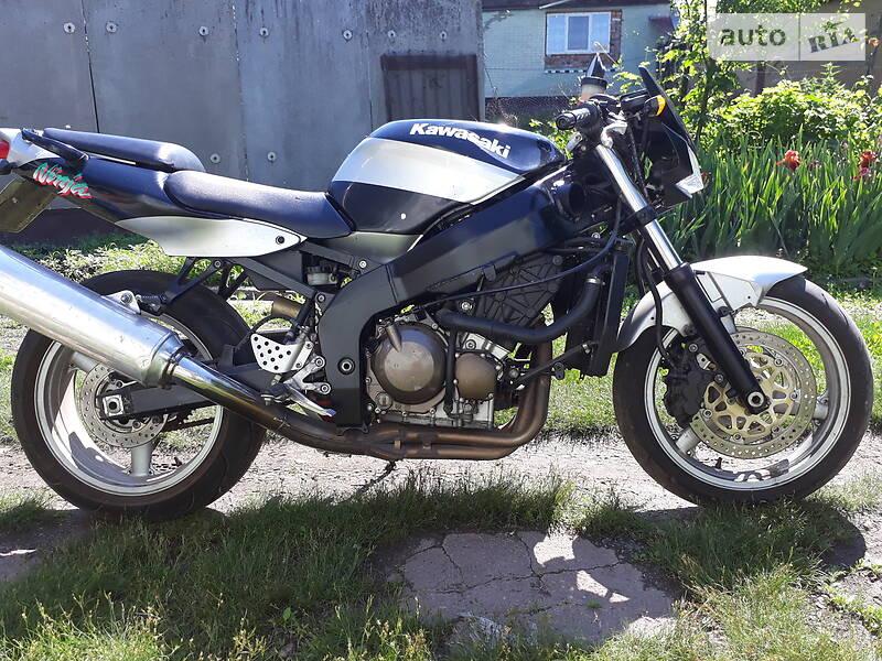 Kawasaki Ninja 600 ZX-6R