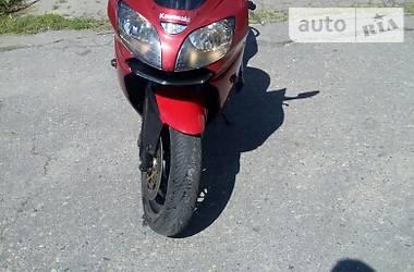Kawasaki Ninja zx9r 2002