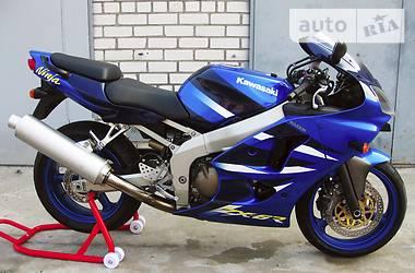 Kawasaki Ninja  2002