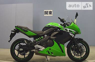 Kawasaki Ninja 400R 2012