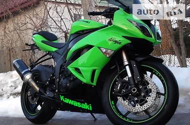 Kawasaki Ninja ( ZX- 6 R ) 2012