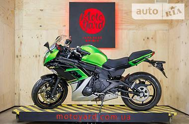Kawasaki Ninja 400R 2014