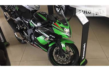 Kawasaki Ninja 250 ABS KRT edition 2016