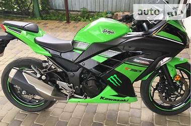 Kawasaki Ninja special edition  2013