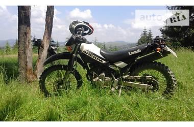 Kawasaki Super sherpa  2000