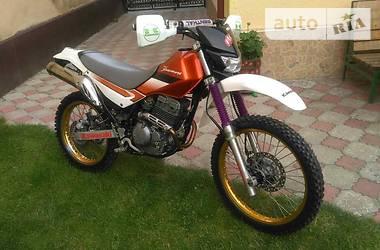 Kawasaki Super sherpa KL250 2000