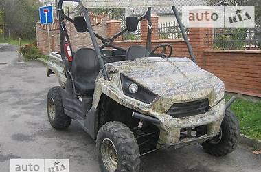 Kawasaki Teryx 750 2010