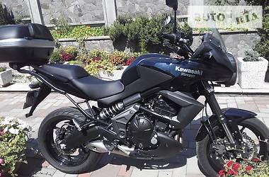 Kawasaki Versys  2012