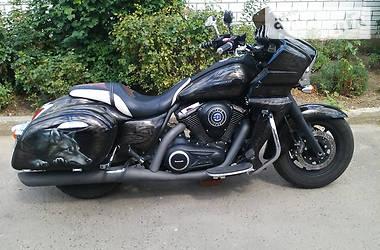Kawasaki Voyager  2010