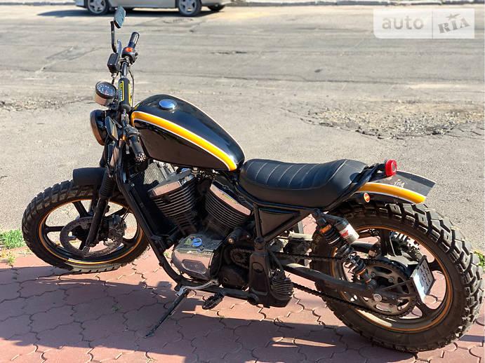 Kawasaki Vulcan 400 Classic