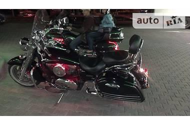 Kawasaki Vulcan nomad 2007