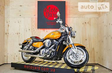 Kawasaki Vulcan 1500 Mean Streak 2003