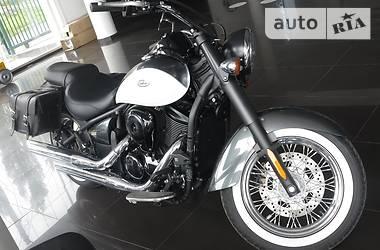 Kawasaki Vulcan 900 2012