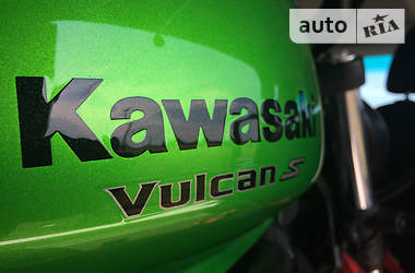 Kawasaki Vulcan S650 2015
