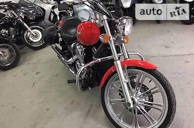Kawasaki Vulcan Custom 2010