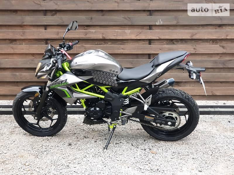 Kawasaki Z 250SL