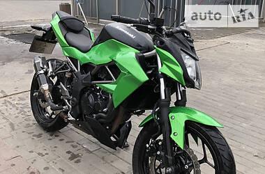 Kawasaki Z 250SL  2016
