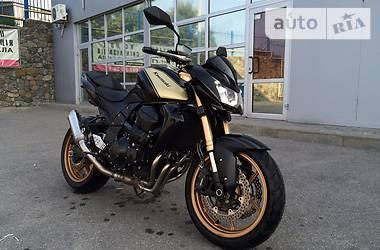 Kawasaki Z 750 R GOLD EDITION 2012