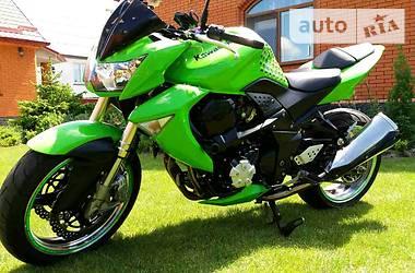 Kawasaki Z  2012